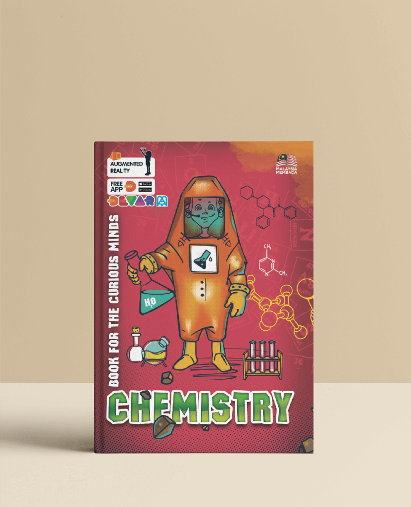 Chemistry AR Book front